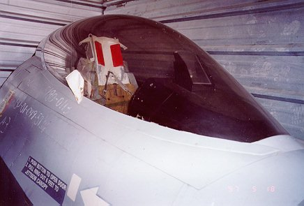 The Ejection Site: F-16 Egress Trainer